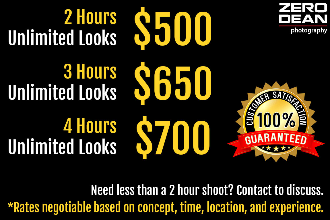 How much do headshots cost? – Zero Dean Photography